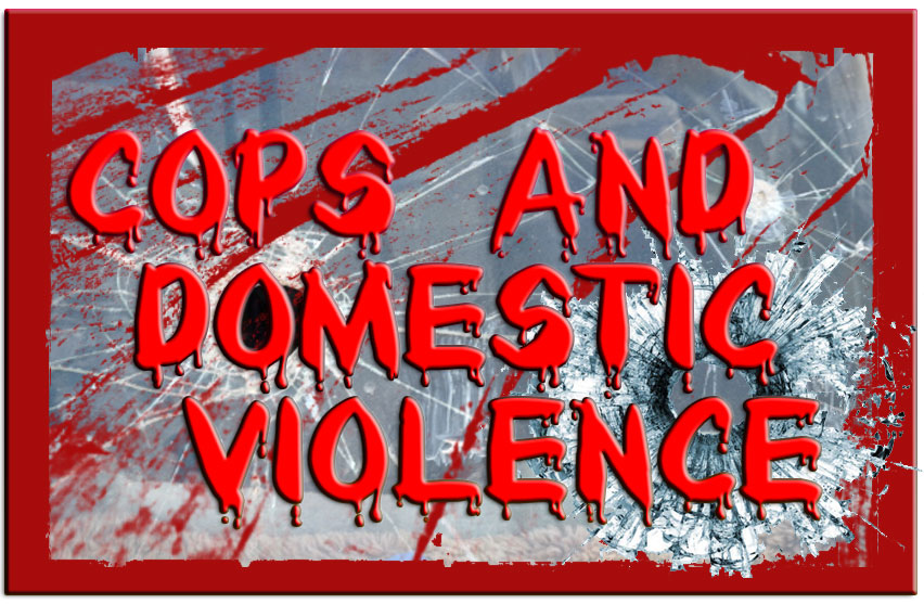 domestic violence cops